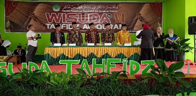 Permalink to Pesanten Makrifatul Ilmi Bengkulu Selatan yang Terus Berkembang